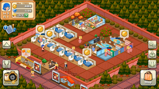 Hotel Story: Resort Simulation MOD Apk 2.0.10 (Unlimited Money) 2