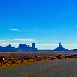 by Victoria Eversole - Landscapes Deserts ( monument valley, monument valley ut )