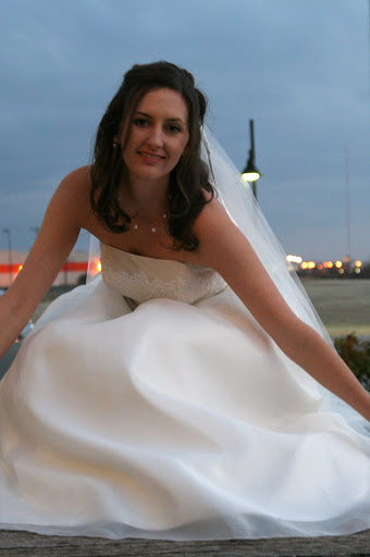 Ashley ' Beach Wedding Dress - Bridal Gown'