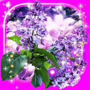 Lilac Tender Live wallpaper