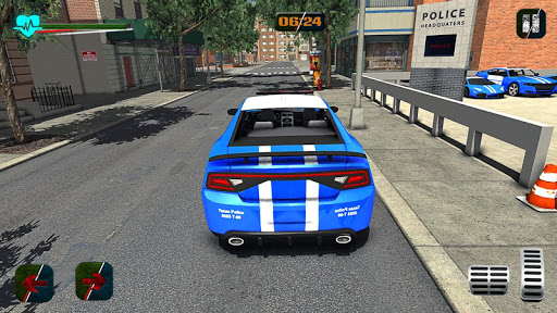 download police transport game impossible car theft auto. Black Bedroom Furniture Sets. Home Design Ideas