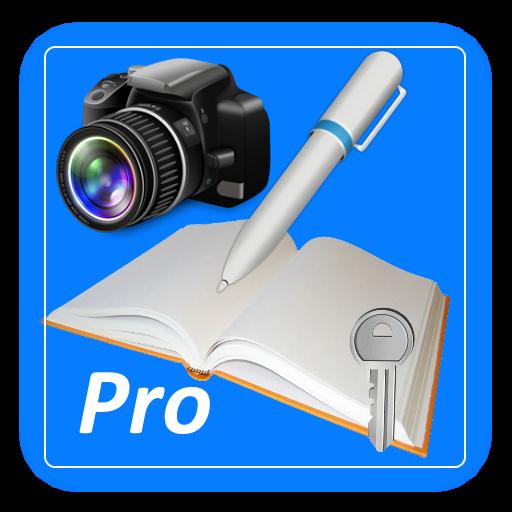 P Notepad.Pro, notes + photo