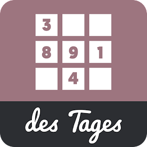 Sudoku des Tages for PC and MAC