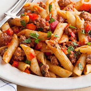 Minced Lamb And Pasta Recipes.