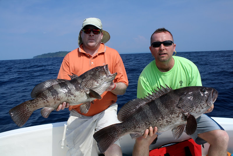 Boom goes the dynamite cr groupers and snappers 360 for Bolo sport fishing