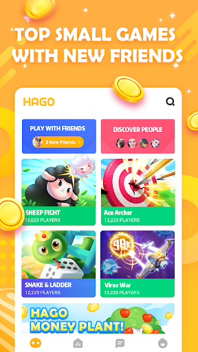 HAGO - Play With New Friends 3.7.5 screenshots 1