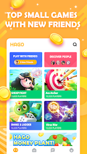 HAGO – Play With New Friends App Latest Version Download For Android and iPhone 1
