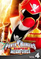 Power Rangers Super Megaforce: Sky Strike