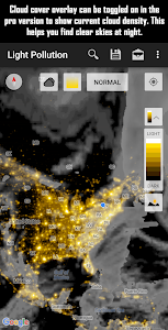 Light Pollution Map - Dark Sky screenshot 2