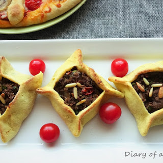 Safeehas/Labaneese Meat Pies