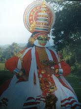 Photo: Kathakali Dance