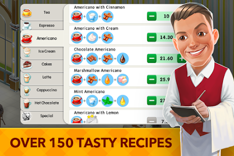 My Cafe: Recipes & Stories - World Kitchen Game- screenshot thumbnail