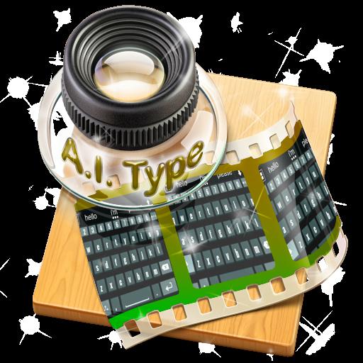 肾上腺素奔涌 AiType 皮肤Pífū 個人化 App LOGO-硬是要APP