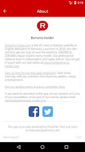 Romania Insider - náhled