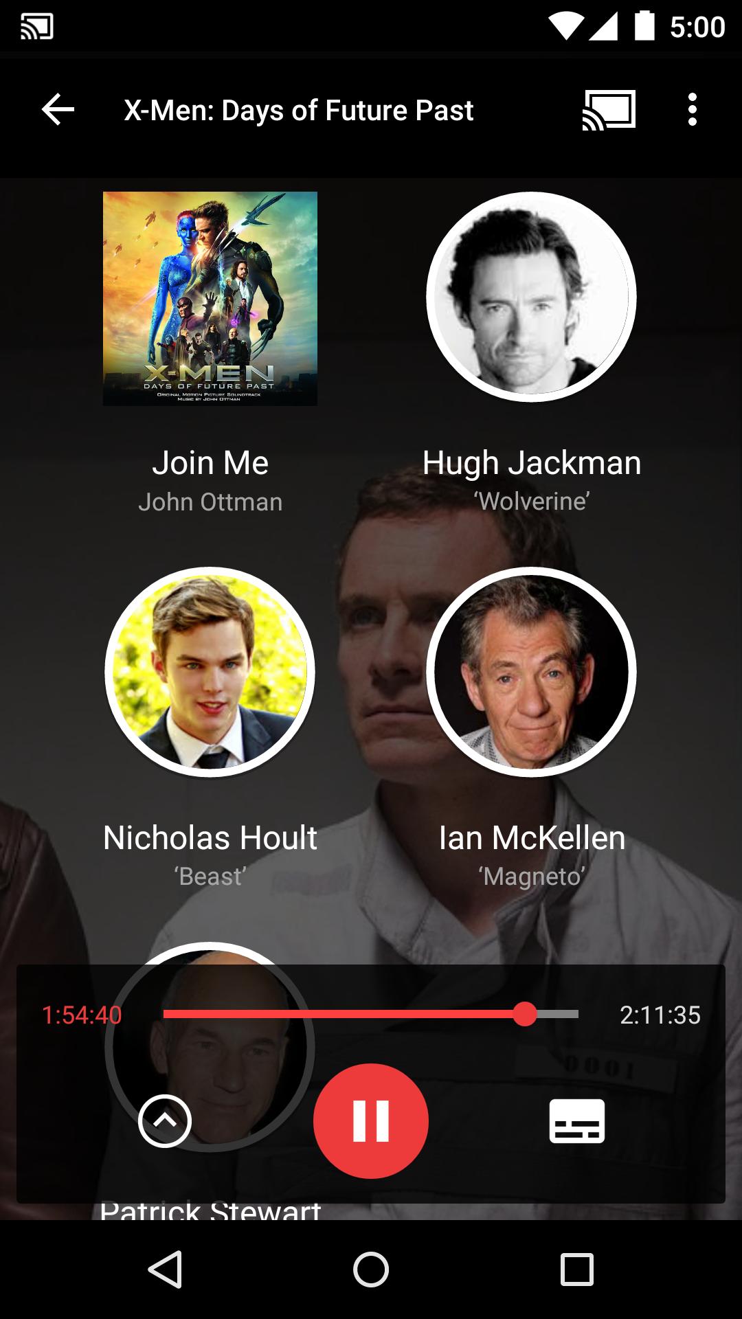 Google Play Movies & TV screenshot #2