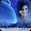 Nature Photo Frame - AI Background Editor icon