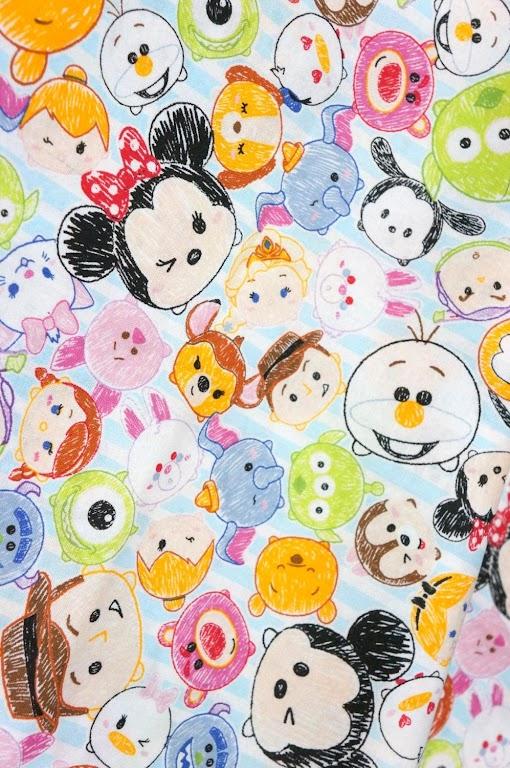 Cute Tsum Tsum Wallpapers HD APK