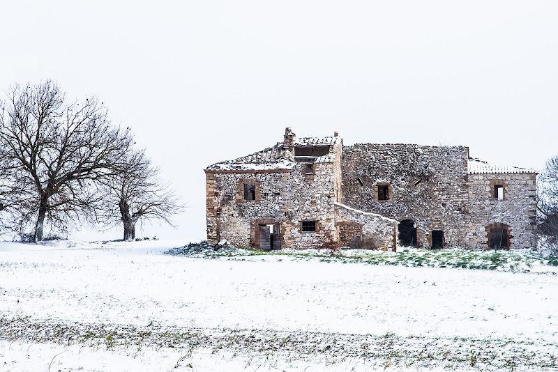 Lost Snow di servi_marco