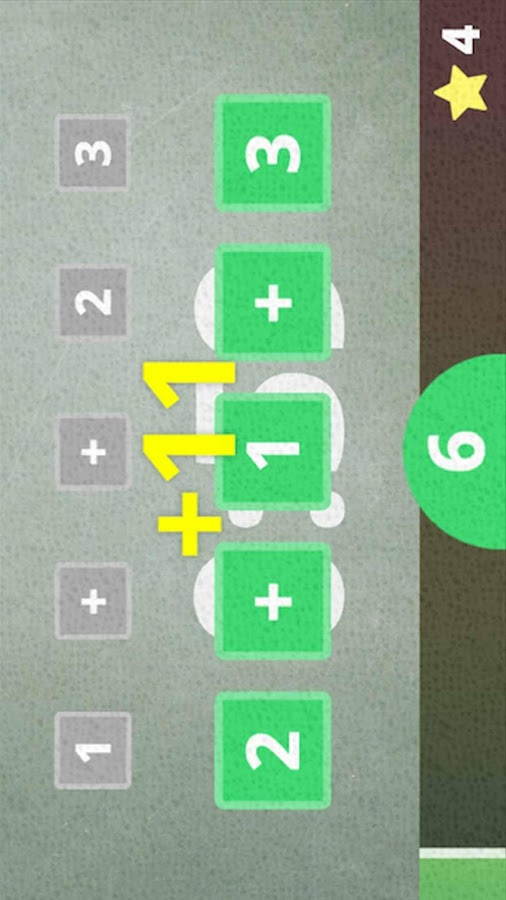 3 Numbers: Basic Math Game- screenshot