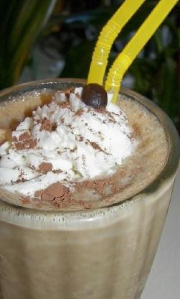 Iced Coffee Chocolate Cooler Recipe