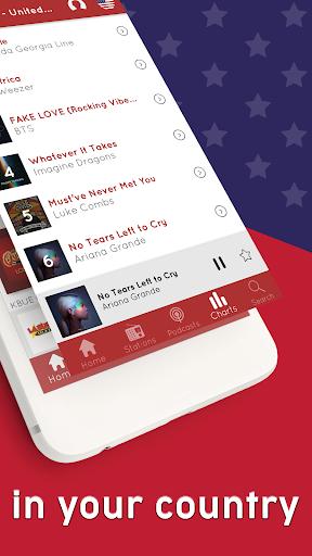 myTuner Radio App: FM Radio + Internet Radio Tuner 7.1.16 screenshots 7