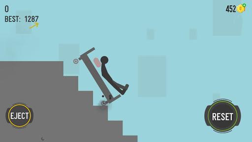 Ragdoll Physics: Falling game 2.4 screenshots 2