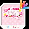 Pinky Cat Xperia Theme icon