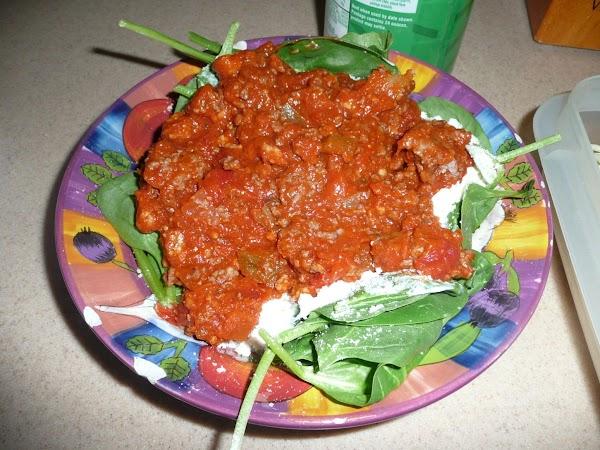 Leftover Spaghetti-what To Do Recipe