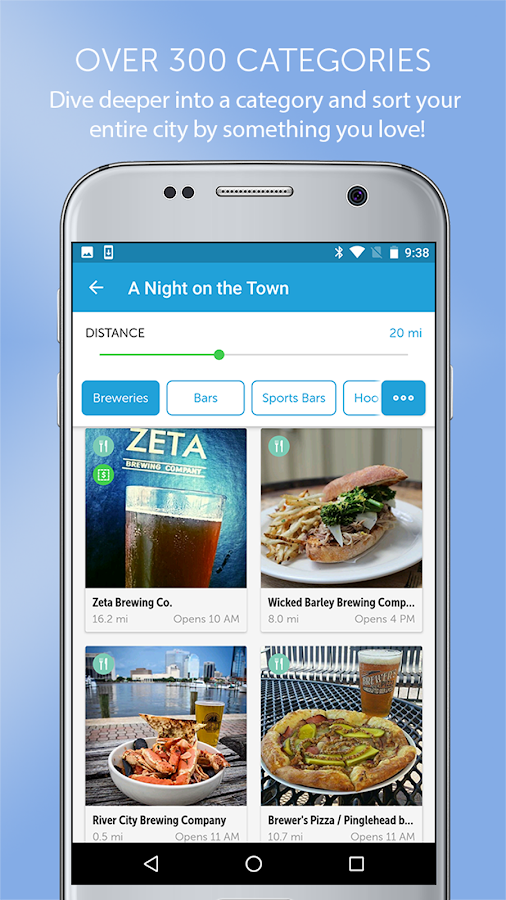 intoGo - Popular Restaurants Events & Things to Do- screenshot