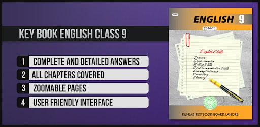 key book english class 9 ptb apps on google play