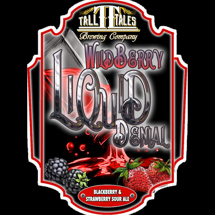 Logo of Tall Tales Liquid Denial - Wildberry