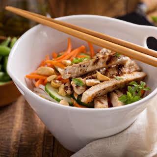 Copycat Panera Asian Chicken Salad.