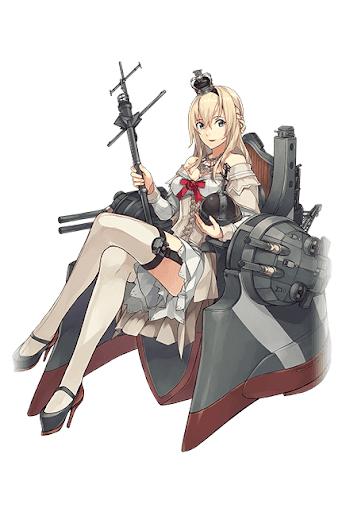 Warspite改通常