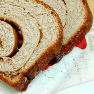 Simply Amazing Cinnamon Swirl Wheat Bread