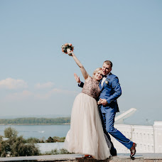 Wedding photographer Anna Akhtyamkina (annahtyamkina). Photo of 18.09.2018