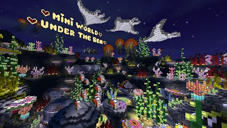 Mini World: Block Art APK screenshot thumbnail 8