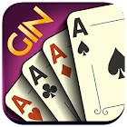 Gin Rummy - Offline Free Card Games icon