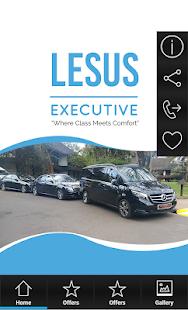 Lesus Executive Car Hire for PC-Windows 7,8,10 and Mac apk screenshot 2