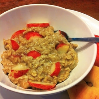 RecipeJust Peachy Oat Cobbler