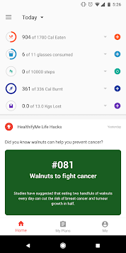 HealthifyMe Weight Loss Coach APK screenshot thumbnail 7