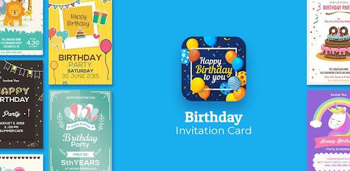 birthday invitation maker  invitation card maker  apps