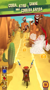 Run & Gun: BANDITOS Screenshot