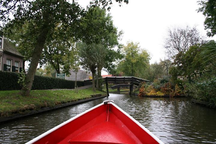 Giethoorn-เวนิสแห่งฮอลแลนด์
