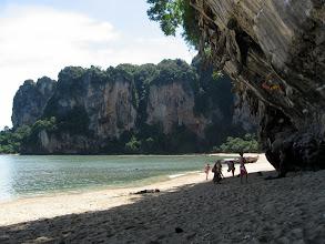 Photo: Tonsai beach, Krabi, Thailand