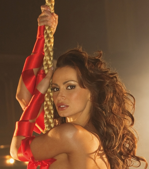 Karina Smirnoff Playboy Cover Revealed!:Safe For Work,facebook girls0