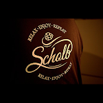 Logo of Scholb Premium Ales Bat Ray Red