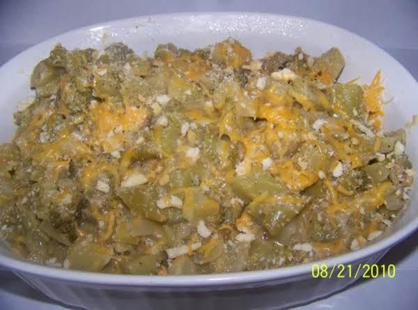 Slow Cooked Broccoli
