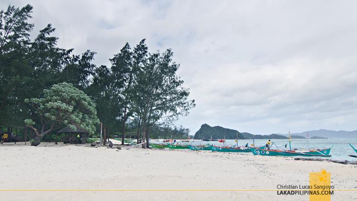 Palaui Island Tour Anguib Beach