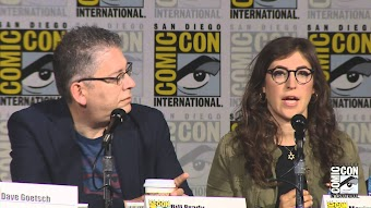 The Big Bang Theory: 2015 Comic-Con Panel