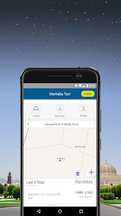 Marhaba Taxi Oman Driver - náhled